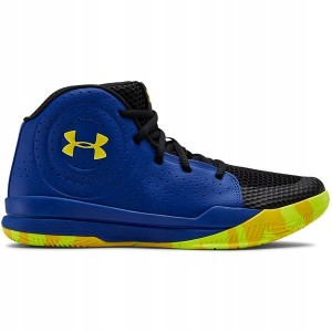 Buty koszykarskie UNDER ARMOUR GS JET JR r.38
